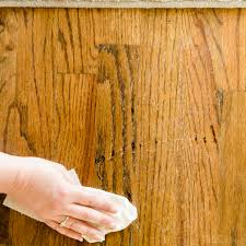 how to repair wood floor scratches fix friday polished