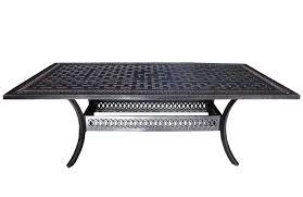 Black Cast Aluminum Patio Furniture New Ideas Patio Table Aluminum With Pure Cast Aluminum Patio