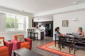 middlebury college student housing silver award professional