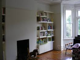 alcove shelves and cupboards herne hill alcove design herne hill