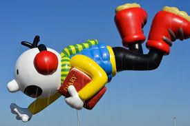 the new floats and balloons at macy s thanksgiving day parade