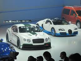 bugatti crash gif image bentley continental gt3 concept paris motor show preview