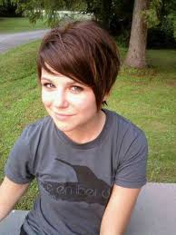 bet bangs for thick hair low forehead 100 smartest short hairstyles for women with thick hair