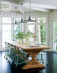 cottage dining room sets interior rustic contemporary cottage style at home