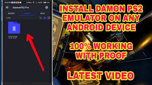 ps2 emulator android apk damon ps2 pro apk free hittricks net