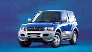 mitsubishi pajero 3 door jp spec 1999 u201308 2002 youtube