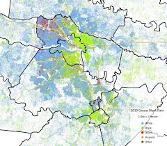 Race Map Ig Of The Day Race Distribution In Virginia Bacon U0027s Rebellion
