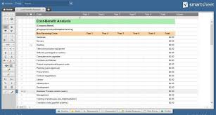 cost analysis template excel free cost analysis in excel benefits
