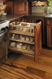 Best Kitchen Cabinet Ideas Images On Pinterest Spice Racks - Kitchen cabinet spice storage