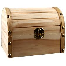 artminds medium wooden domed box