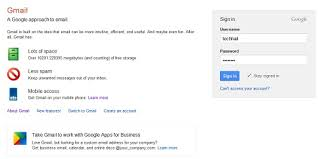 Gmail Login Mail Www Gmail Gmail Login And Gmail Sign Up Tips And
