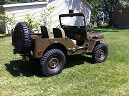 m38 jeep military willys m38 cdn 1952 youtube