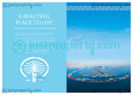 Palm Jumeirah Floor Plans by Azure Residence Version 1 Floor Plans Justproperty Com