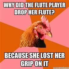 Flute Player Meme - th id oip 0reealvssw4mxqnwurdldqhaha