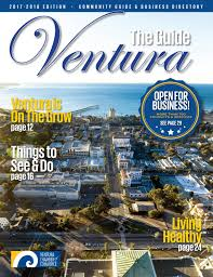 used lexus ventura county ventura the guide 2017 2018 edition by chamber marketing partners