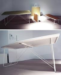 Fold Out Coffee Table Flat Packed Furniture Fold Out Table U003d Fold Up Portfolio