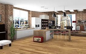 cuisine style loft cuisine cuisine brique loft cuisine brique or cuisine brique lo