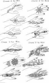 hennatattoo designs tribal flower tattoos