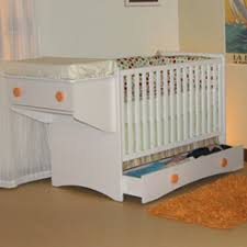 Baby Crib With Changing Table Afg Athena I 2 In 1 Convertible Crib And Changer Combo In