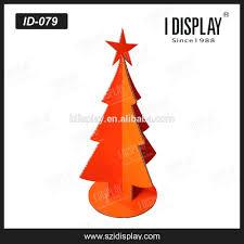 cardboard christmas tree display stand cardboard christmas tree