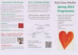 salt line studio handcrafted art and crafts workshops and events