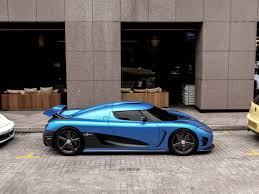 blue koenigsegg agera r matte blue koenigsegg agera s madwhips