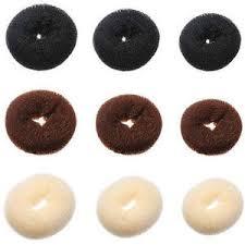 donut hair bun fashion hair bun donut shaper ring styler former style doughnut