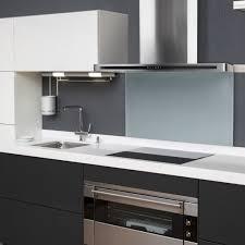designer kitchen extractor fans 70cm linea slimline ss