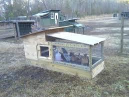 Backyard Chicken Tractor by Chicken Tractor Raised Bed Garden Backyard Chickens