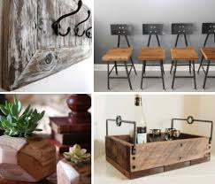 etsy wood eco etsy 12 home furnishings made with reclaimed wood webecoist