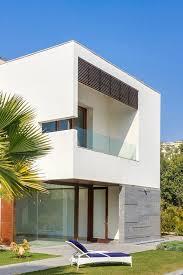 home exterior design in delhi contemporary house plans architecture large modern villa floor big