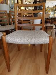 teak dining room chairs found midcentury teak dining set6 danish