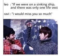 Leo Memes - funny kpop leo memes ravi vixx image 2733333 by taraa on