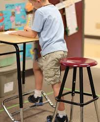 Stool For Desk Standing Desks Help Children Pay Attention In Treehugger
