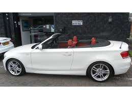 used bmw 1 series convertible used 2009 bmw 1 series convertible 118i m sport petrol for sale in