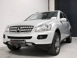 mercedes benz m class 3 0 ml320 cdi sport 5dr automatic for sale