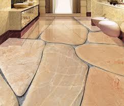 shop custom 3d flooring cobblestone self adhesive wallpaper