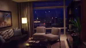Aria Hotel  Bedroom Suite Las Vegas Best View YouTube - Vegas two bedroom suites
