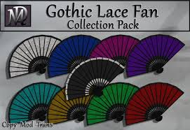 lace fans second marketplace lace fan collection pack