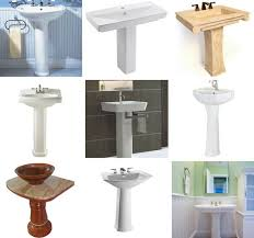 Pedestal Installation 21 Types Of Pedestal Sinks Buying And Installation Guide