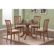 coaster furniture 101091 brannan round single pedestal dining coaster furniture 101091 brannan round single pedestal dining table in oak