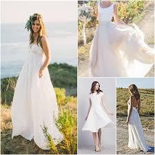wedding dress casual informal wedding dresses oasis fashion