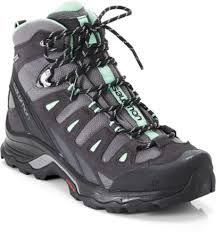 womens hiking boots salomon quest prime gtx hiking boots s at rei