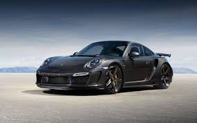 porsche black hd background porsche 911 turbo gt3 black wallpaper wallpapersbyte