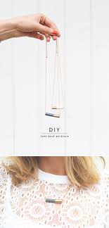 27 expensive looking inexpensive diy gifts diy necklace easy