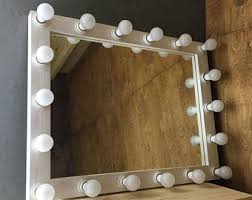 Vanity For Makeup With Lights Make Up Mirror With Lights Vanity Mirror In Many Colors