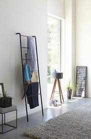 Schlafzimmer Ideen Stauraum Kleiderablage Schlafzimmer Stauraum Ideen Leiter Beistelltisch