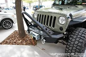 jeep stinger bumper 2007 2017 jeep jk signature series shorty with stinger signature