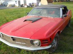 mustang restoration project for sale common rust 1965 ford mustang convertible poject project cars
