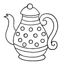98 ideas tea party coloring pages on gerardduchemann com